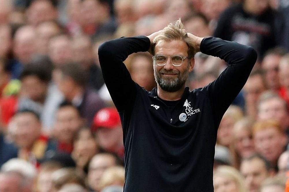 Jurgen Klopp missed out on Premier league title